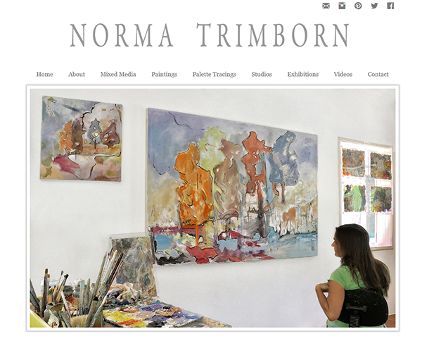 Norma Trimborn, Artist